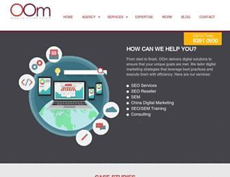 oom.com.sg screenshot