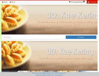 pusatkuekering.com screenshot