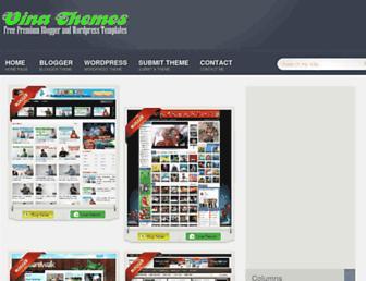 Thumbshot of Vinathemes.com