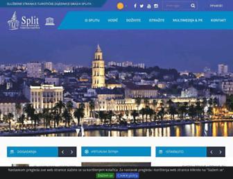 visitsplit.com screenshot