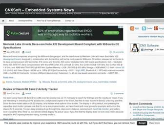 cnx-software.com screenshot