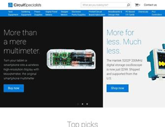 circuitspecialists.com screenshot