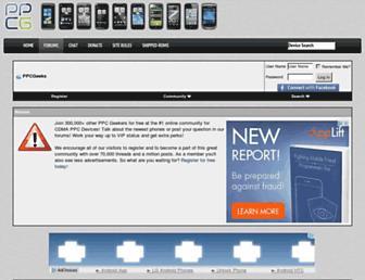 forum.ppcgeeks.com screenshot