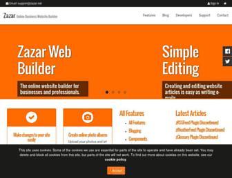 zazar.net screenshot