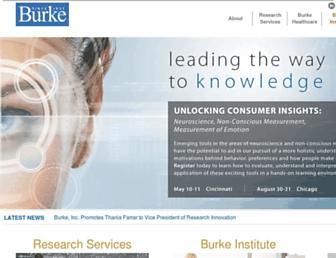 Thumbshot of Burke.com