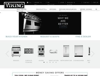 Thumbshot of Vikingrange.com