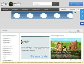giercownia.pl screenshot