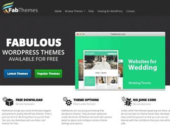 fabthemes.com screenshot