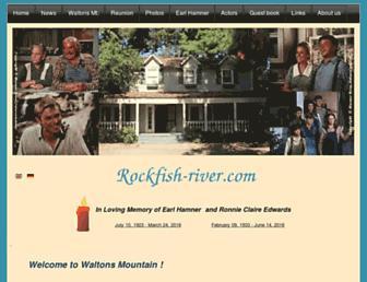 rockfish-river.com screenshot