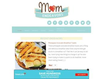 Thumbshot of Momendeavors.com