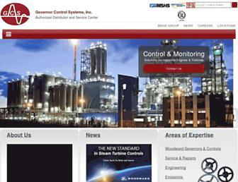 govconsys.com screenshot