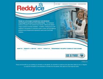 reddyice.com screenshot