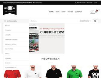 frfc1908.nl screenshot