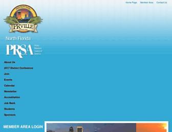 nfprsa.org screenshot