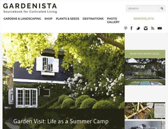 gardenista.com screenshot