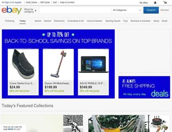 Thumbshot of Ebay.co