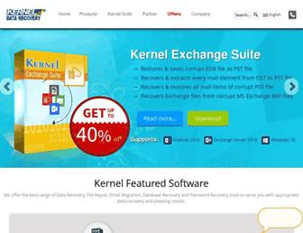 nucleustechnologies.com screenshot