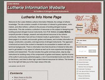 liutaiomottola.com screenshot