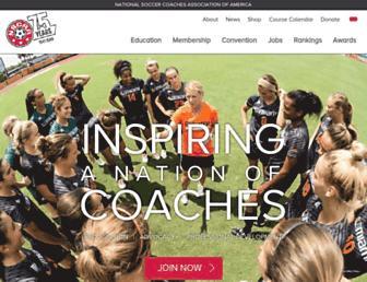 Thumbshot of Nscaa.com