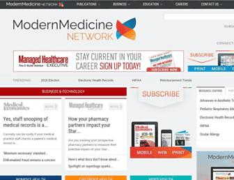 modernmedicine.com screenshot