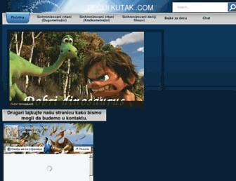 decijikutak.com screenshot