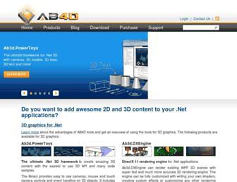 ab4d.com screenshot