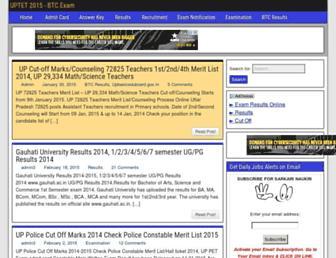 Thumbshot of Upbasiceduboardgov.com