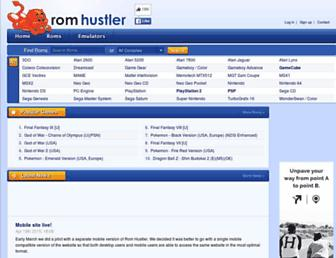 romhustler.net screenshot