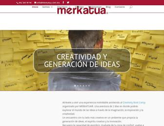 merkatua.com.mx screenshot