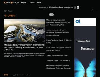 marcopolis.net screenshot