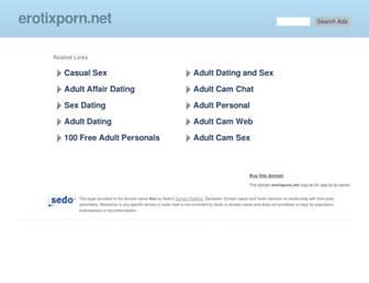 Thumbshot of Erotixporn.net