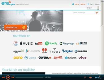 onerpm.com screenshot