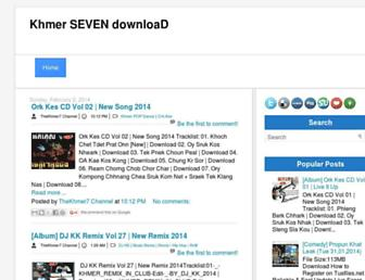 khmersevendl.blogspot.com screenshot