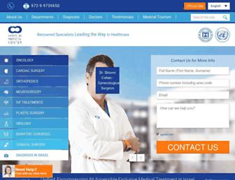 hmcisrael.com screenshot
