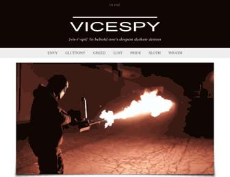 Thumbshot of Vicespy.com