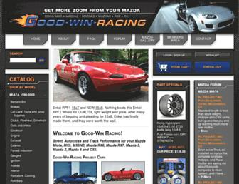 Thumbshot of Good-win-racing.com