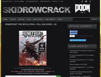 Thumbshot of Skidrowcrack.com