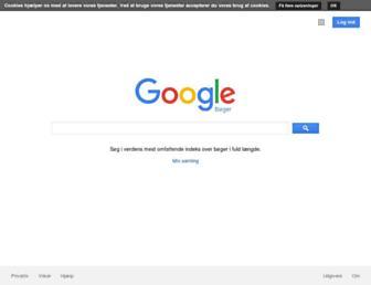 books.google.dk screenshot