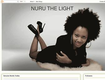 nuruthelight.blogspot.com screenshot
