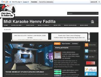 midikaraoke-hennyfadilla.blogspot.com screenshot