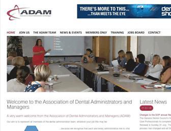 adam-aspire.co.uk screenshot