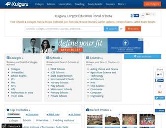 kulguru.com screenshot