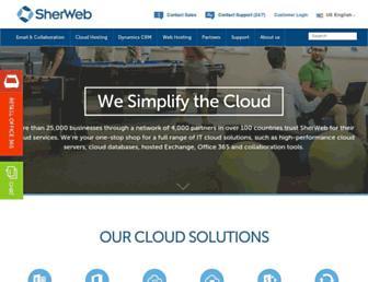 Thumbshot of Sherweb.com