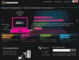 Thumbshot of Knowhow.com