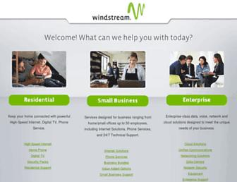 windstream.com screenshot