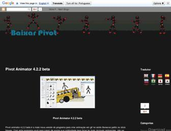 baixarpivot.blogspot.com screenshot