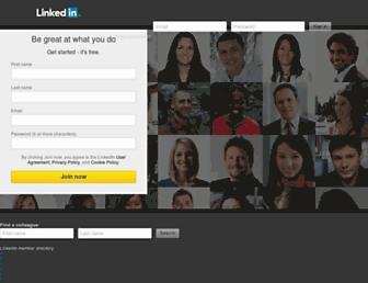 zm.linkedin.com screenshot