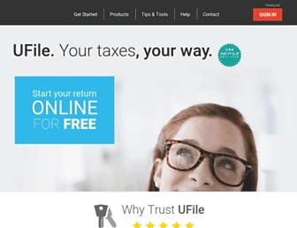 Thumbshot of Ufile.ca