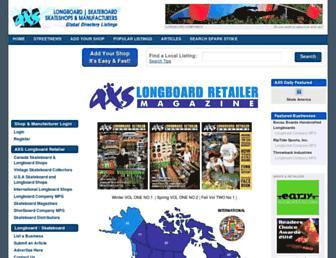 axsgear.com screenshot