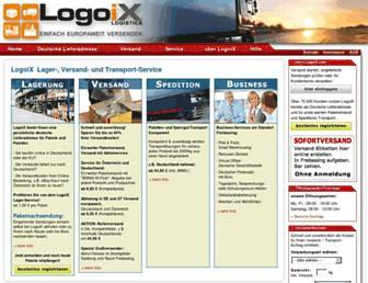 Thumbshot of Logoix.com